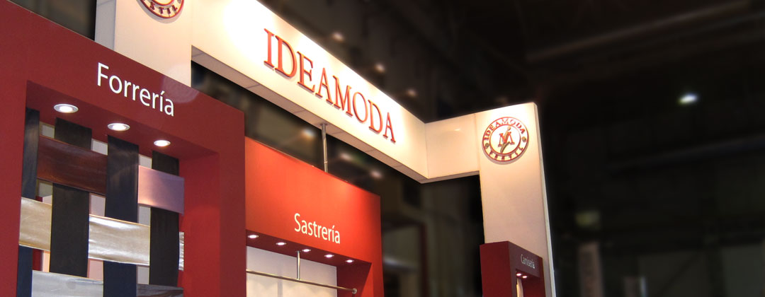 Ideamoda - Emitex - Stands, ferias, exposiciones, costa salguero, la rural